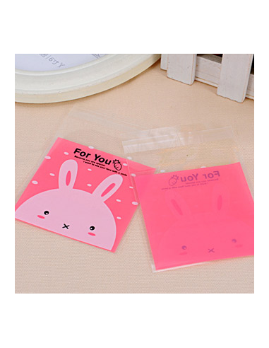 Gift bag plastic pink Only You..