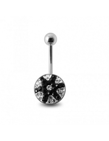 Belly Button Navel Ring Stone Star