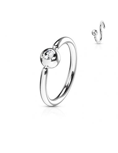 Captive Bead Ring / Ball Closure Ring...
