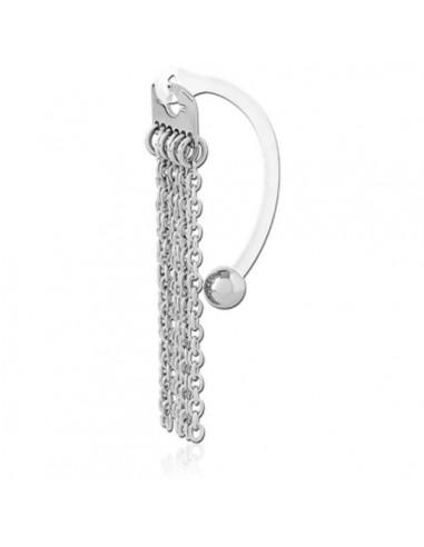 Intimate Piercing Bioflex with Chain...